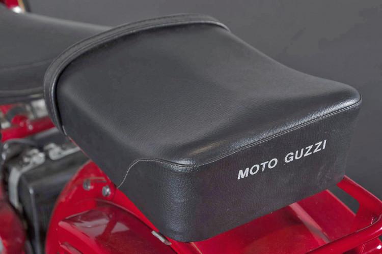1960 Moto Guzzi Falcone F 500 7