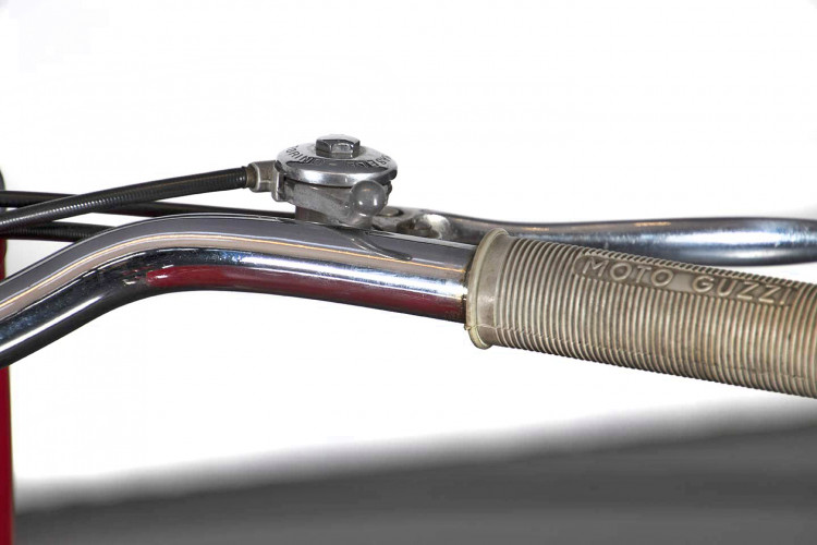 1960 Moto Guzzi Falcone F 500 11