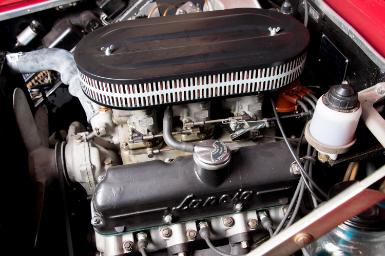 "1962 Lancia Flaminia GT ""Touring"" 2.5 Convertibile 22"