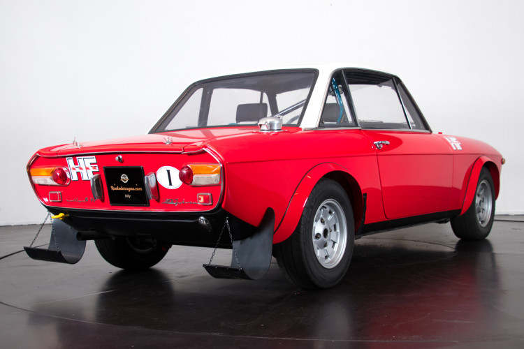 1970 Lancia Fulvia HF 1.6 - Gruppo 4 5