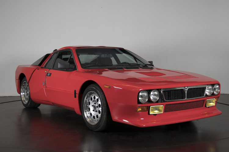 "1982 Lancia Rally 037 ""stradale"" 2"