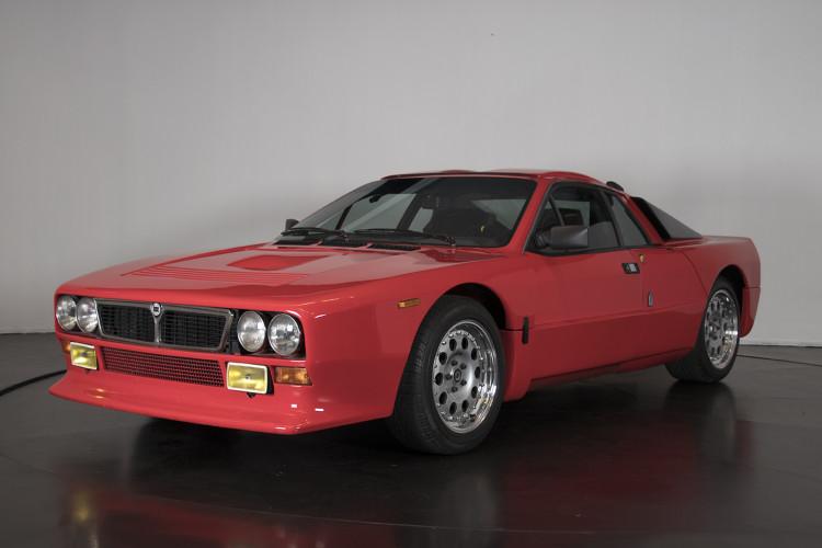 "1982 Lancia Rally 037 ""stradale"" 0"