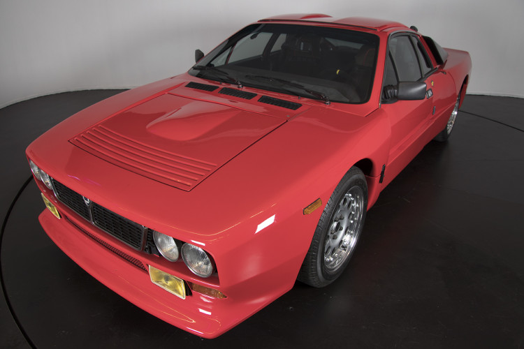 "1982 Lancia Rally 037 ""stradale"" 8"