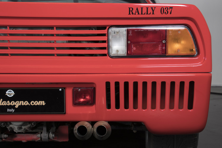"1982 Lancia Rally 037 ""stradale"" 21"