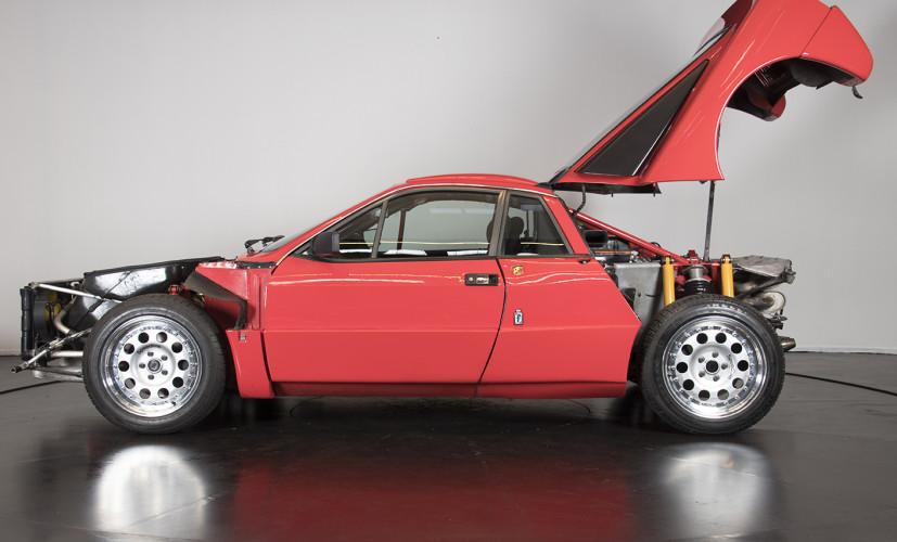 "1982 Lancia Rally 037 ""stradale"" 11"