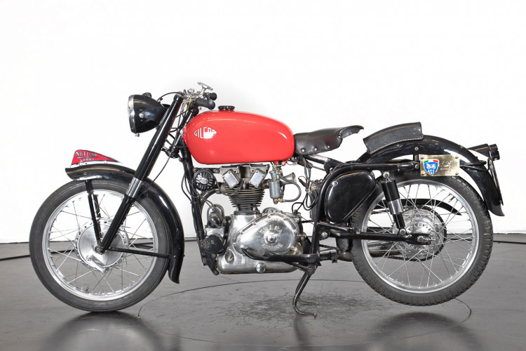 1952 Gilera Nettuno 250 0