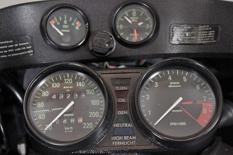 1983 BMW R 100 RS 2 12