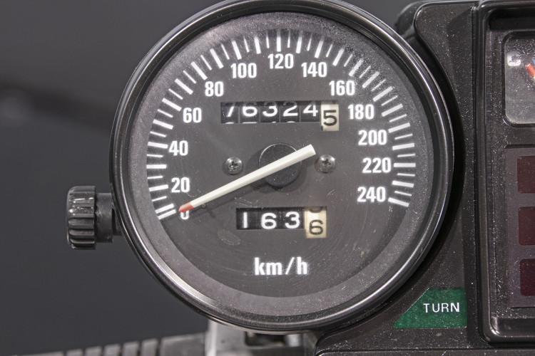 1986 Honda VF 750 Custom 12