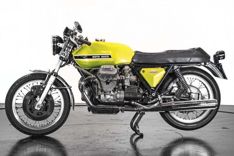 1972 Moto Guzzi V7 Sport 0
