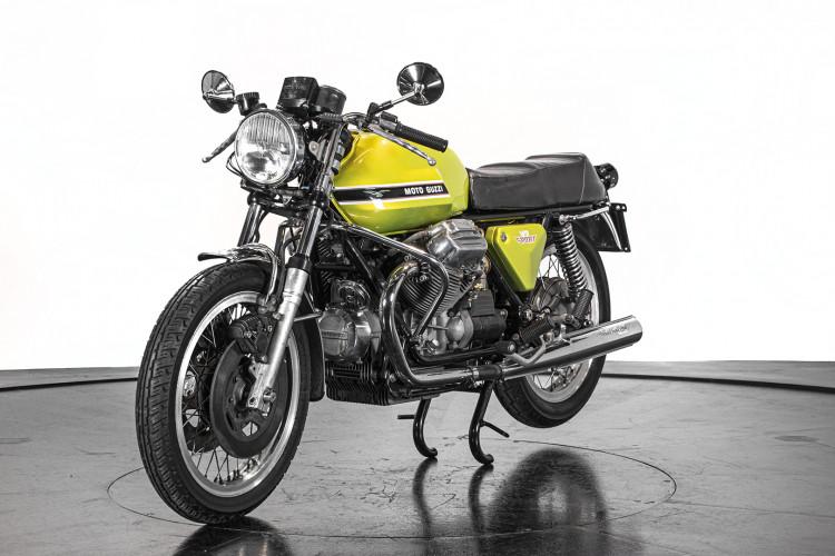 1972 Moto Guzzi V7 Sport 5