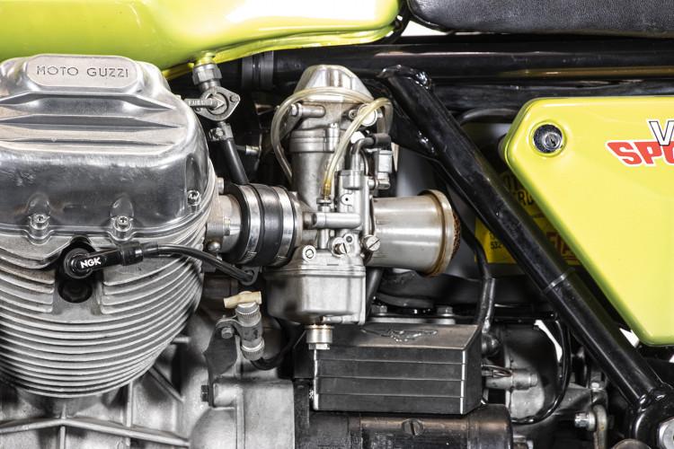 1972 Moto Guzzi V7 Sport 9