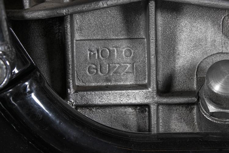 1972 Moto Guzzi V7 Sport 10