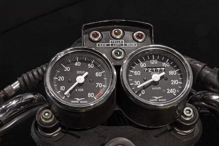 1972 Moto Guzzi V7 Sport 14
