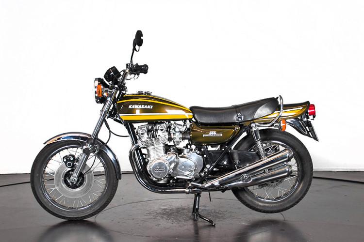 1974 Kawasaki Z1 Super 4 0