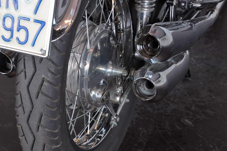 1974 Kawasaki Z1 Super 4 7
