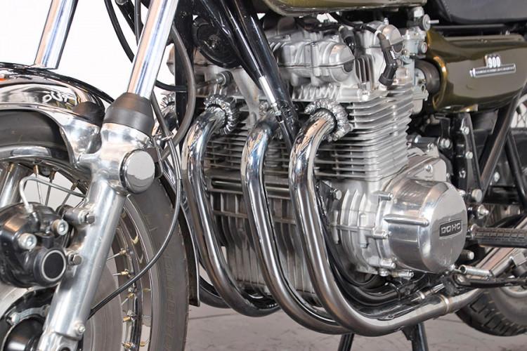 1974 Kawasaki Z1 Super 4 13