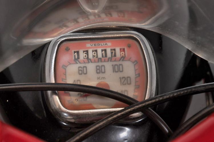 1962 Moto Morini 175 Sprint 4T 8