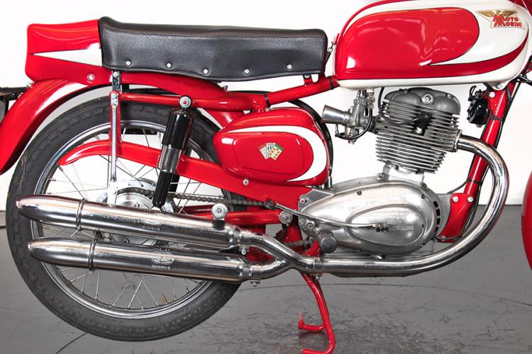 1962 Moto Morini 175 Sprint 4T 9