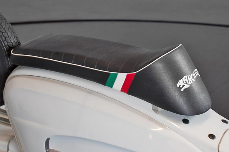 1967 Innocenti Lambretta 150 Special 5