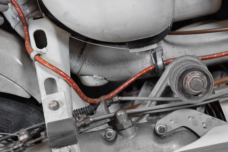 1967 Innocenti Lambretta 150 Special 13