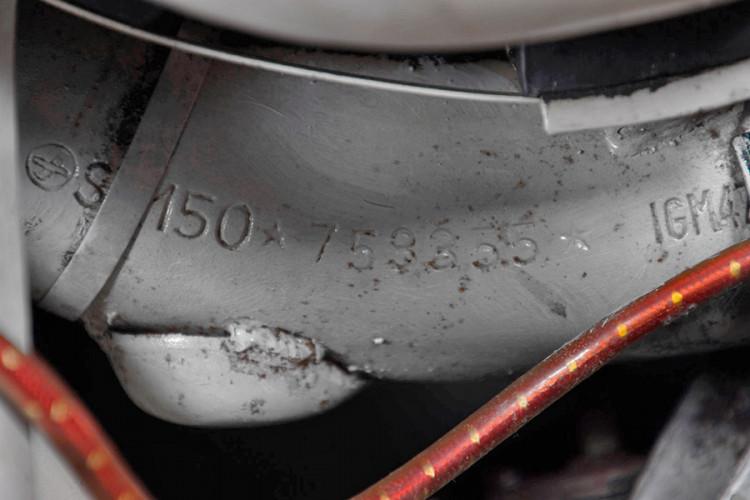 1967 Innocenti Lambretta 150 Special 12