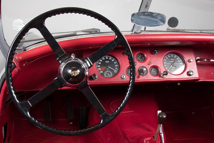 1951 Jaguar XK120 O.T.S. 12
