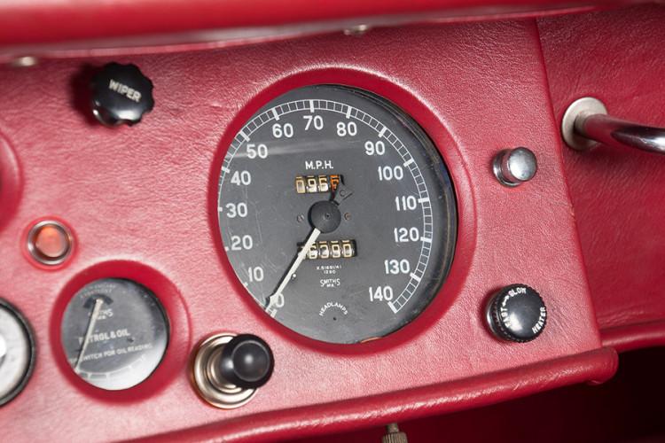 1951 Jaguar XK120 O.T.S. 16