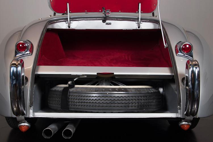 1951 Jaguar XK120 O.T.S. 21