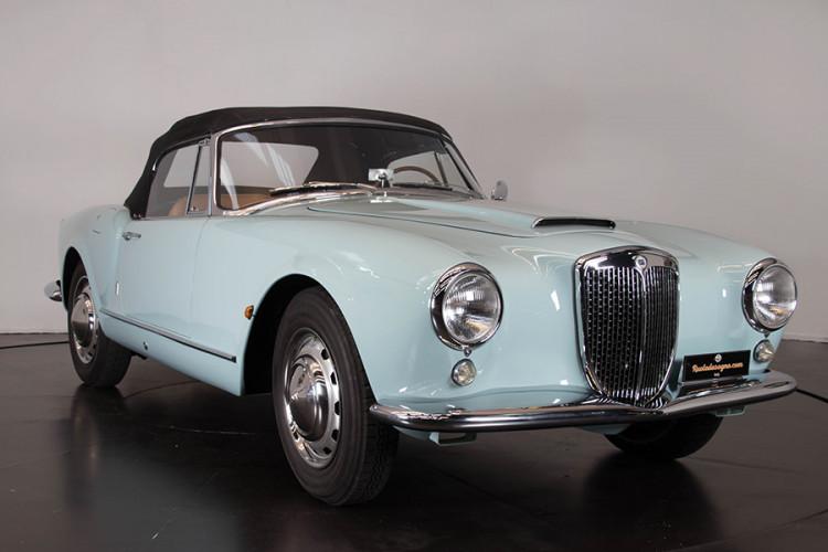 1958 Lancia Aurelia B24 2