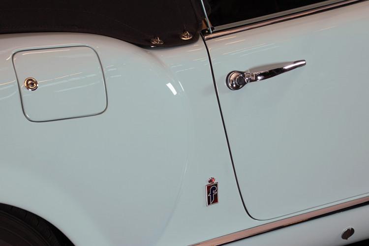 1958 Lancia Aurelia B24 13