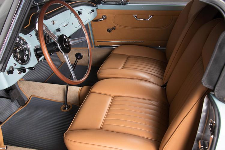 1958 Lancia Aurelia B24 16