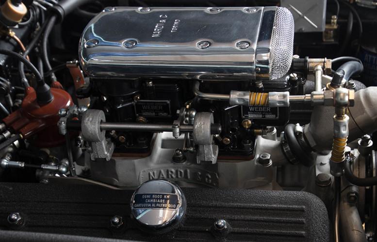 1958 Lancia Aurelia B24 21