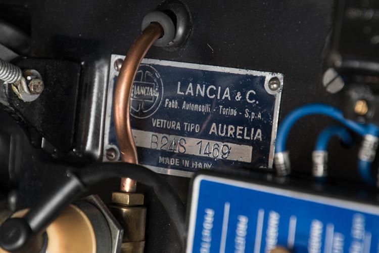 1958 Lancia Aurelia B24 23