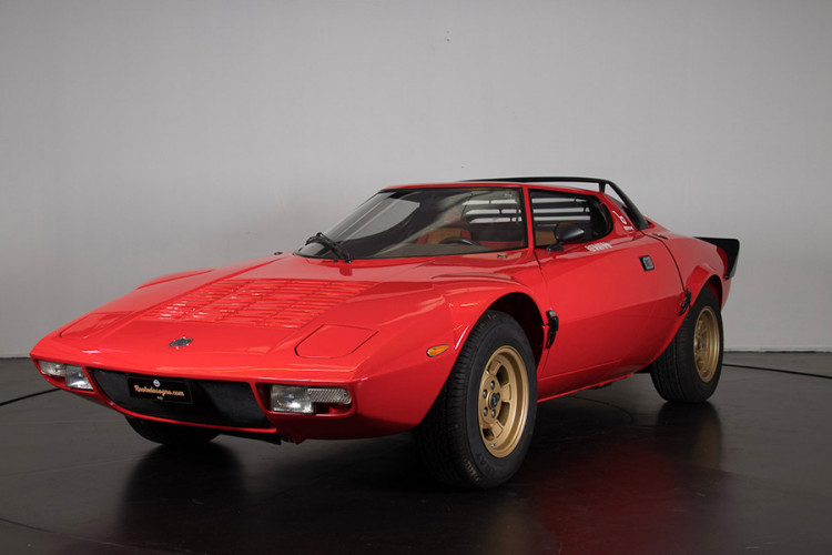 "1976 Lancia Stratos ""Stradale""  0"