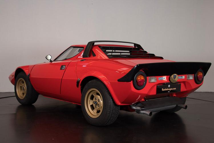 "1976 Lancia Stratos ""Stradale""  6"