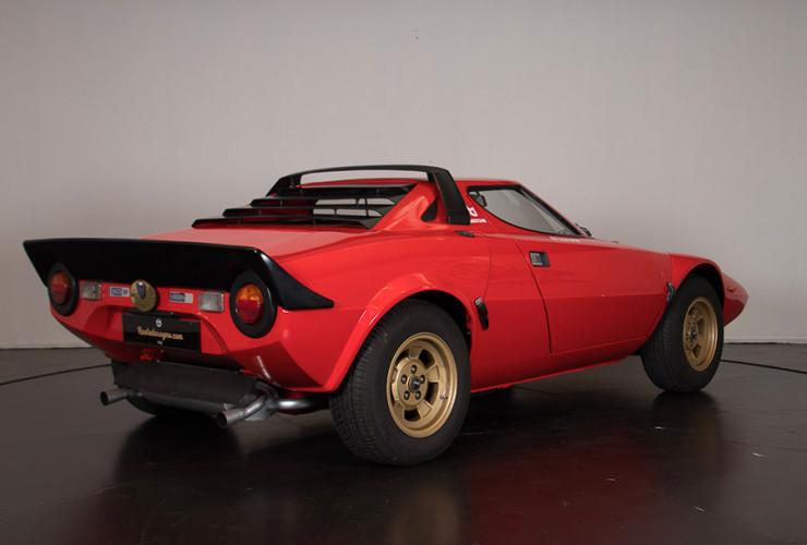 "1976 Lancia Stratos ""Stradale""  4"
