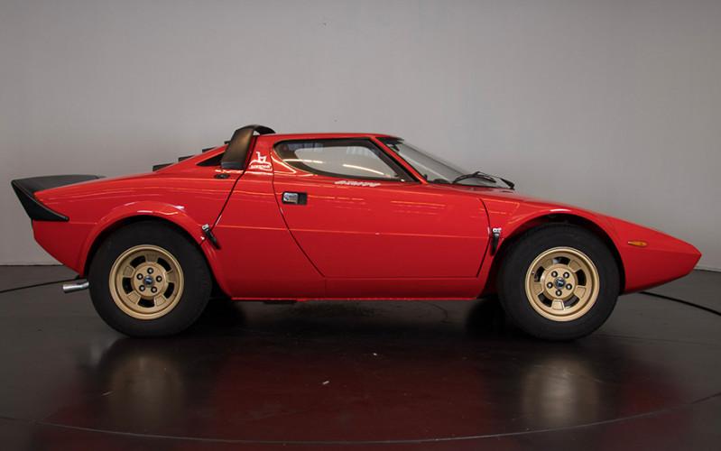 "1976 Lancia Stratos ""Stradale""  3"