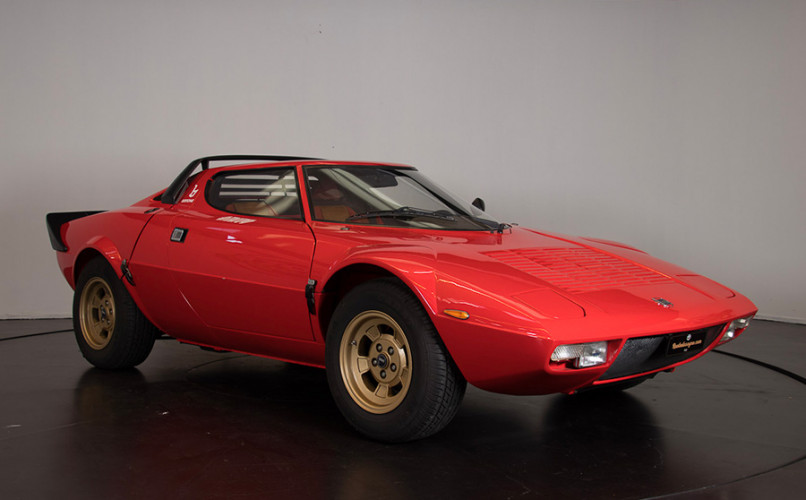 "1976 Lancia Stratos ""Stradale""  2"