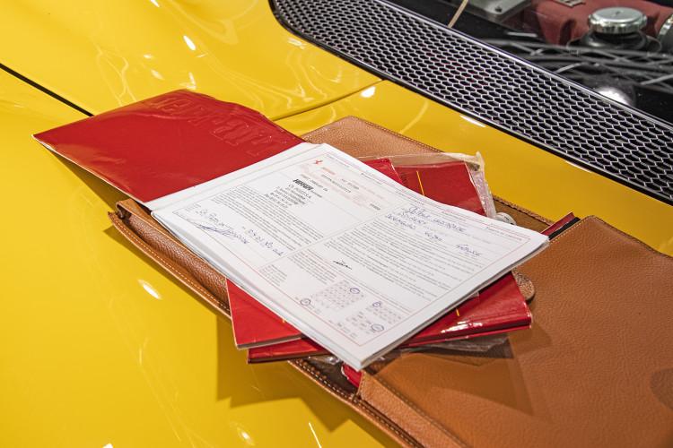 """2001 Ferrari 360 Spider """"Manuale"""" 56"""