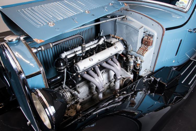 1931 Alfa Romeo 6C 1750 GTC 12