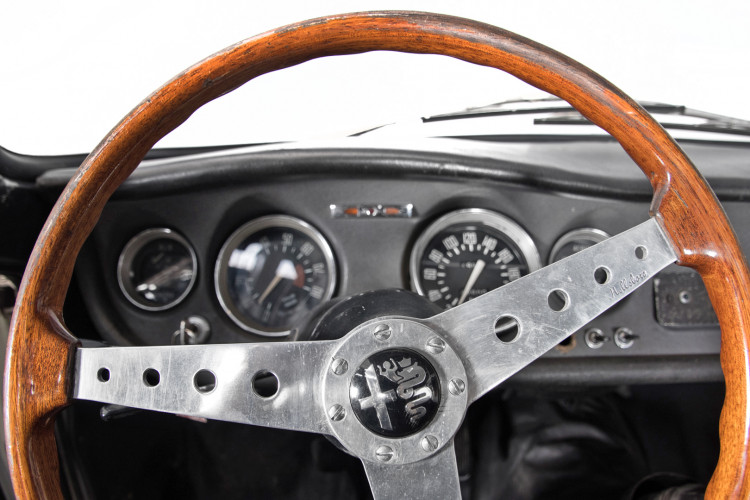 "1965 Alfa Romeo Giulia Sprint GTA ""stradale"" 15"