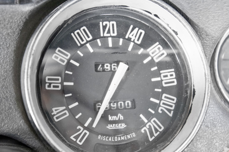 "1965 Alfa Romeo Giulia Sprint GTA ""stradale"" 16"