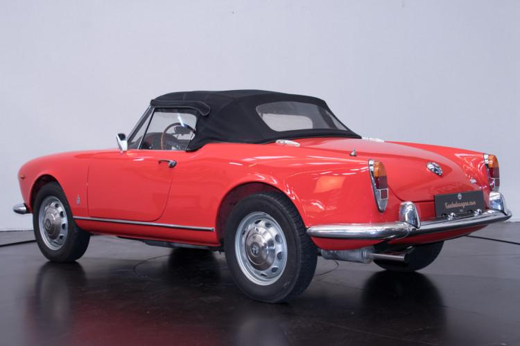1964 Alfa Romeo Giulia 1600 Spider 5