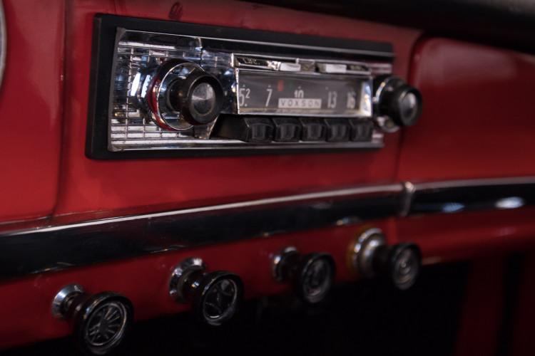 1964 Alfa Romeo Giulia 1600 Spider 20