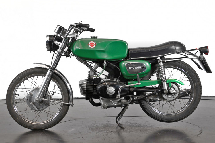 1971 Benelli Sport Special 125 4T 0