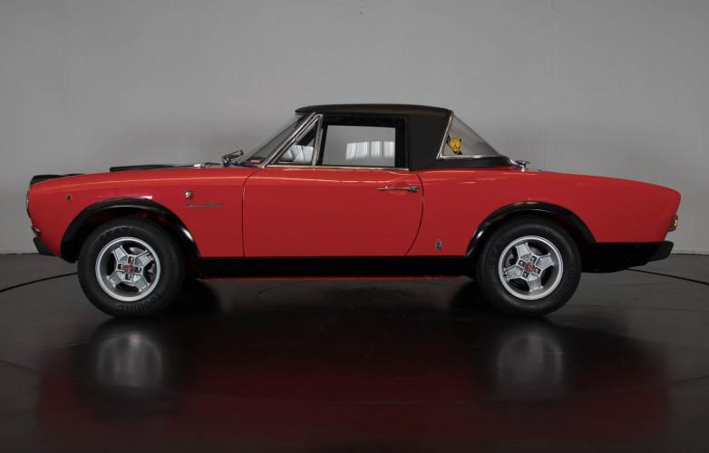 1975 Fiat Abarth 124 9