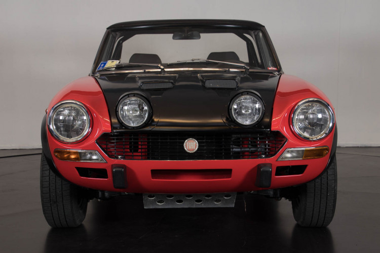 1975 Fiat Abarth 124 1