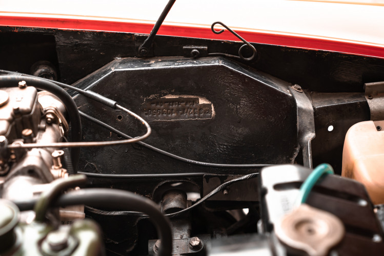 1962 Innocenti 950 Spider 58