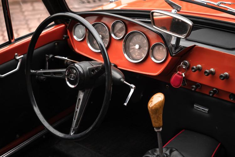 1962 Innocenti 950 Spider 31