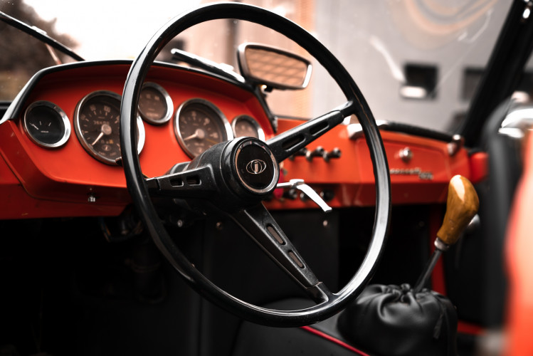 1962 Innocenti 950 Spider 33